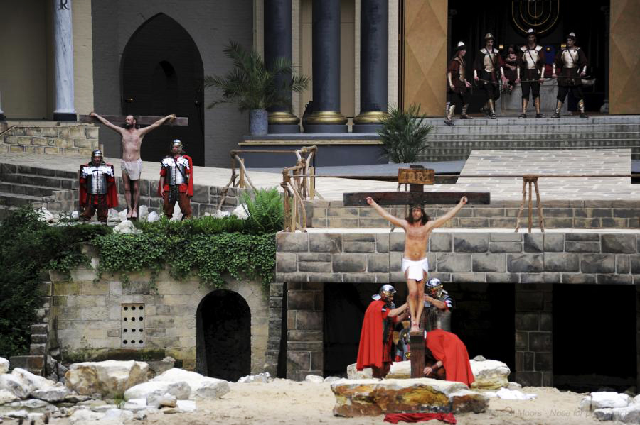 The Passion Plays in Tegelen