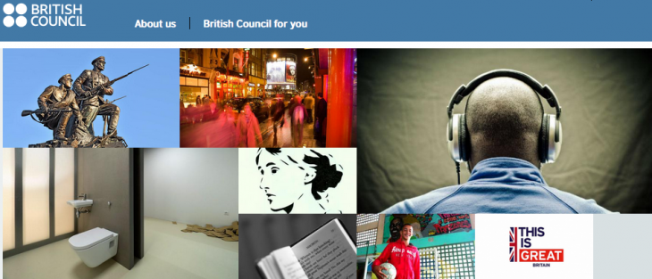 British Council: call for specialist advisors