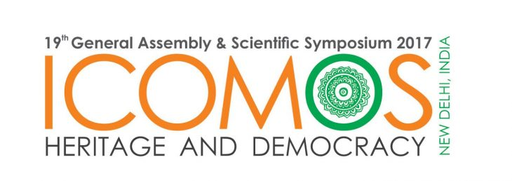 19th General Assembly of ICOMOS: Heritage and Democracy