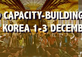 NGO Capacity Building workshop  1-3 December 2017 (Korea)
