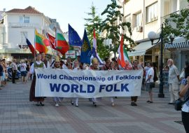 European Association of Folklore Festivals – EAFF