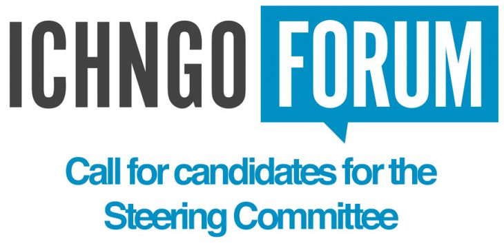 Call for candidates for the ICH NGO Forum Steering Committee