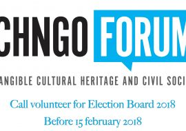 Call volunteer for Election Board 2018