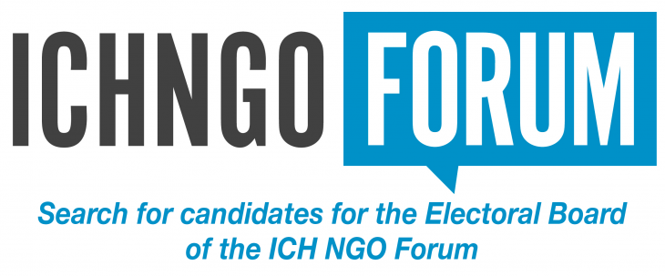 Search for candidates for the Electoral Board  of the ICH NGO Forum