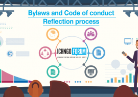 ICH NGO Forum draft Bylaws and Code of conduct – Reflection process