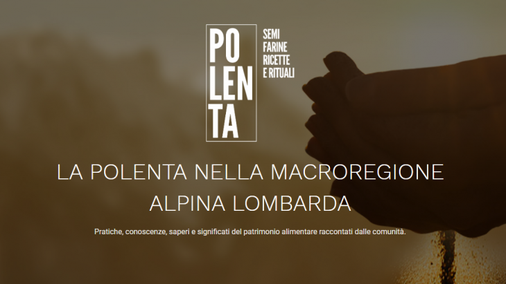 Polenta in the Lombard Alpine Macro-region: Practice, knowledge and meaning of food heritage told by communities.
