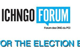 Call for the 2020 ICH NGO Forum Election Board
