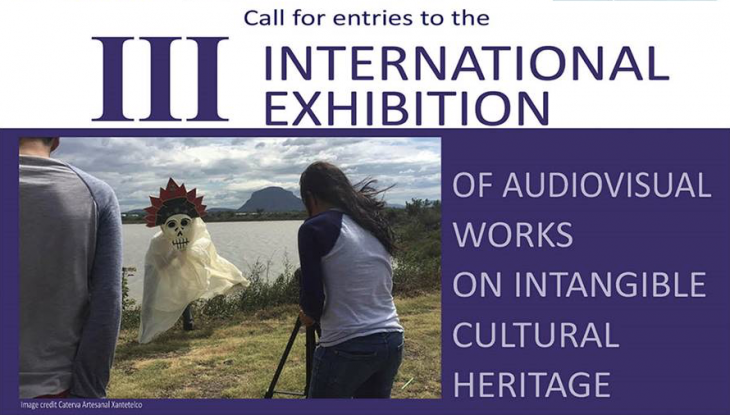 A call for audiovisual works on Intangible Cultural Heritage