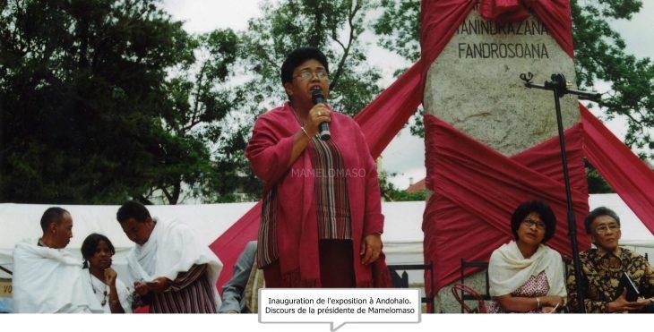 Mamelomaso: Sauvegarde, restauration et valorisation du patrimoine culturel de Madagascar