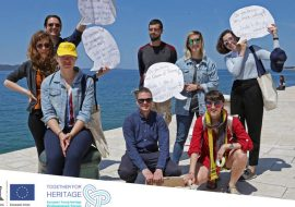 Webinar European Youth and Heritage – 23 April 2021