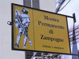 3  Insegna MostraPermanente diZampogne ItalianeeStraniereb