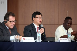Jungyeop Chun, Deputy Secretary-General, World Martial Arts Union