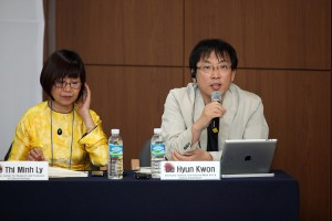 Du Hyun Kwon, Secretary general, International Masks Arts and Culture Organization