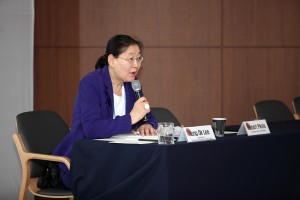 Jung Ok Lee, Korean Association of NGO Studies
