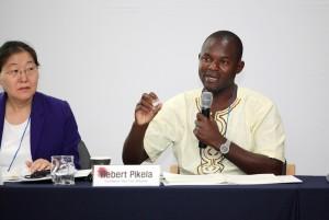 Hebert Pikela, Coordinator, Gaza Trust Zimbabwe