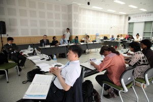 Working group - 2014 ICH Conference - Jeonju - Korea