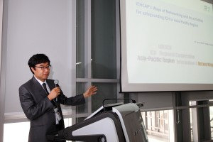 Seon-Young Park, assistant director general ICHCAP