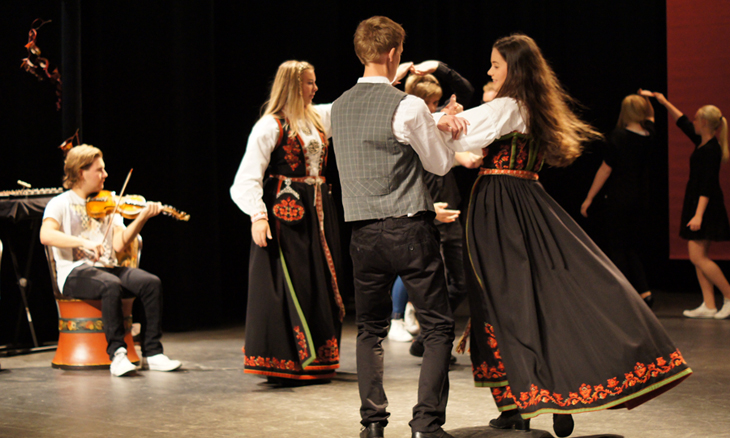 Norwegian centre for traditional music and dance