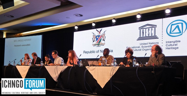 Outcomes of the ICH NGO Forum in Namibia