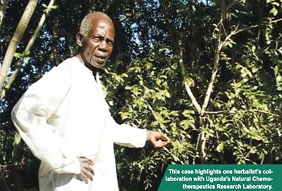 Promoting Herbal Medicine in Uganda