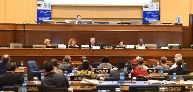 ICH NGO Forum STATEMENT 11.COM – Addis Ababa