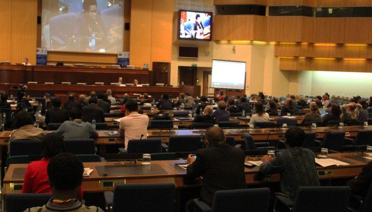 ICH NGO Forum Speech for the 11.COM IGC – Addis Ababa