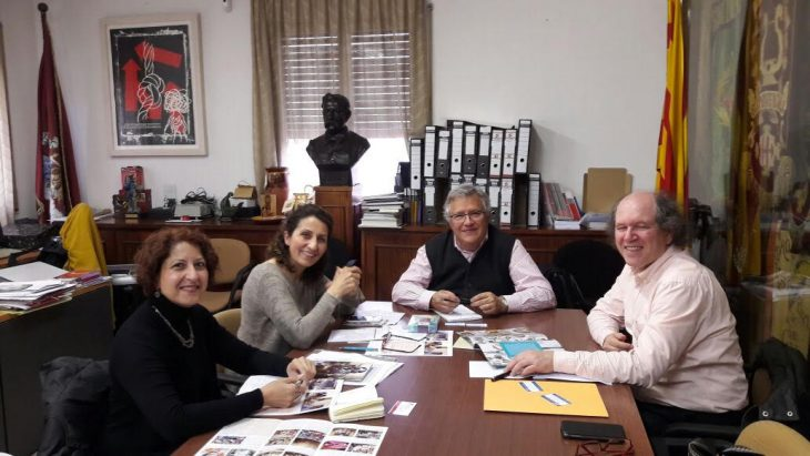 Cultural Research Foundation: meeting with other accredited NGOs