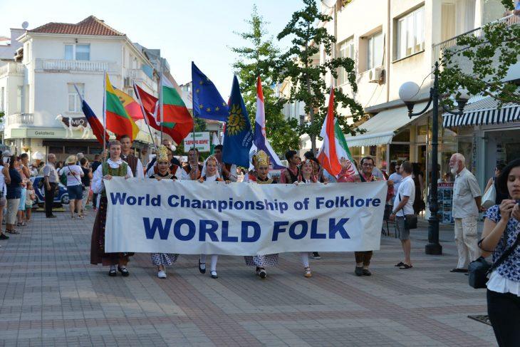 European Association of Folklore Festivals – EAFF