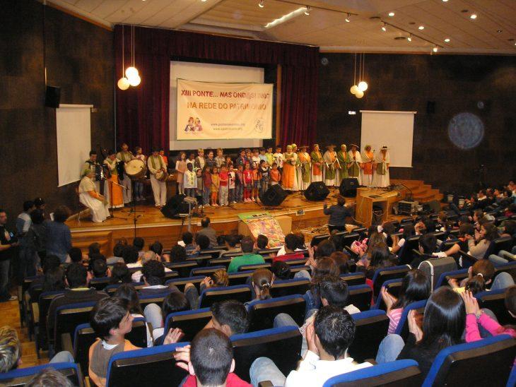 """Cultural and Educational Association """"Ponte… Nas Ondas"""""""