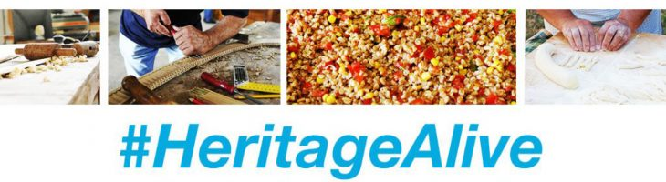 #HeritageAlive Symposium at 13 COM: sharing experiences from the field