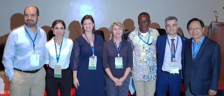 Election results and composition of Steering Committee of the ICH NGO FORUM
