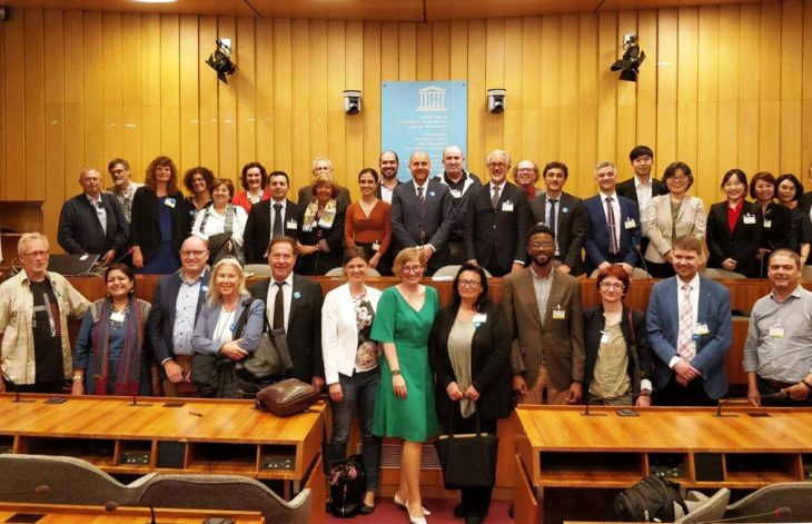 ICH NGO Forum: the activities during the 14th Intergovernmental Committee