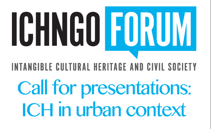 Call for presentations: ICH in urban context
