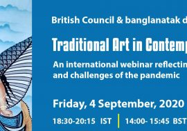 Traditional Art in Contemporary Times: an international webinar