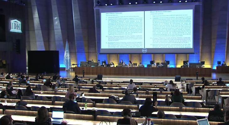 ICH NGO Forum Statement at 8.GA