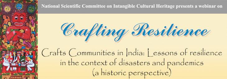 Crafting Resilience: a webinar on four case studies from India