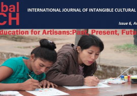 Global InCH Journal Of ICH – Education For Artisans: Past, Present, Future