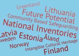 Nordic-Baltic ICH network: Experiences with National Inventories on 16 February