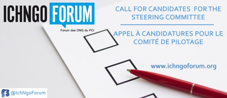 Call for Candidatesfor the Steering Committee