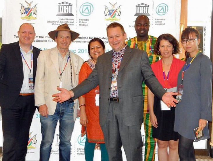 #HeritageAlive's ambitions for 2016