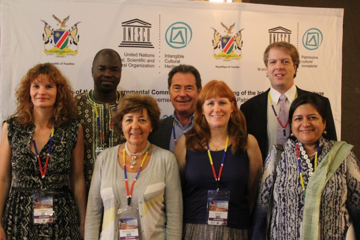 First Steering Committee for the ICH NGO Forum