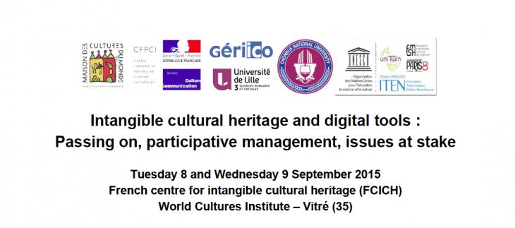 ICH and digital tools: an international seminar