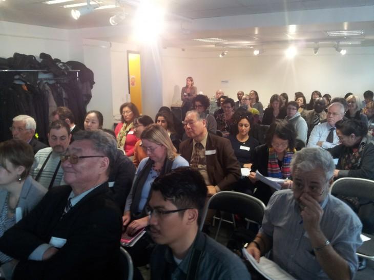 ICH Ngo Forum 2014 Symposium – World Cafè report